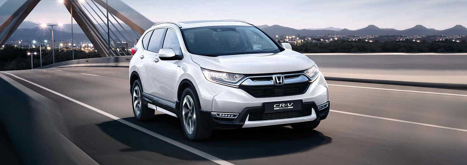 What to look forward to in the 2019 Honda CR-V Hybrid (if it ever comes)