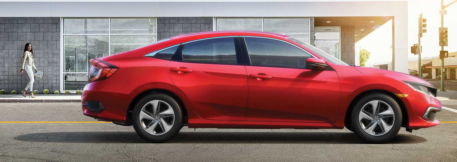 Model Overview: The 2019 Honda Civic