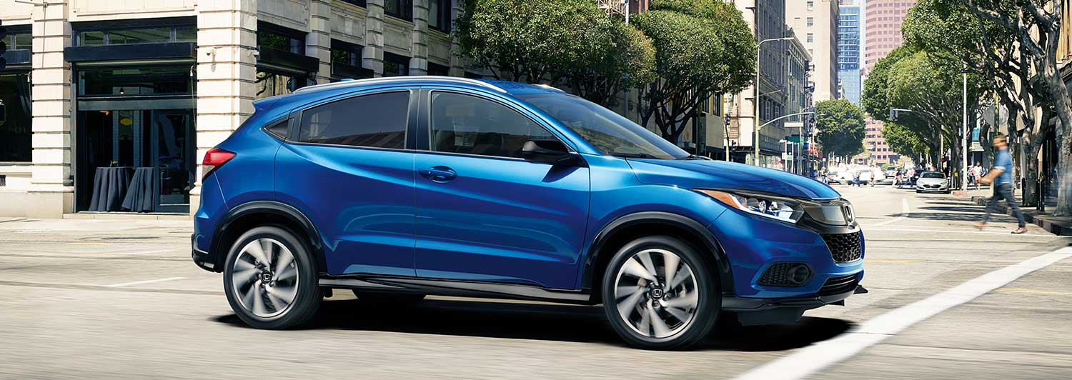 What the 2019 Honda HR-V Just Did