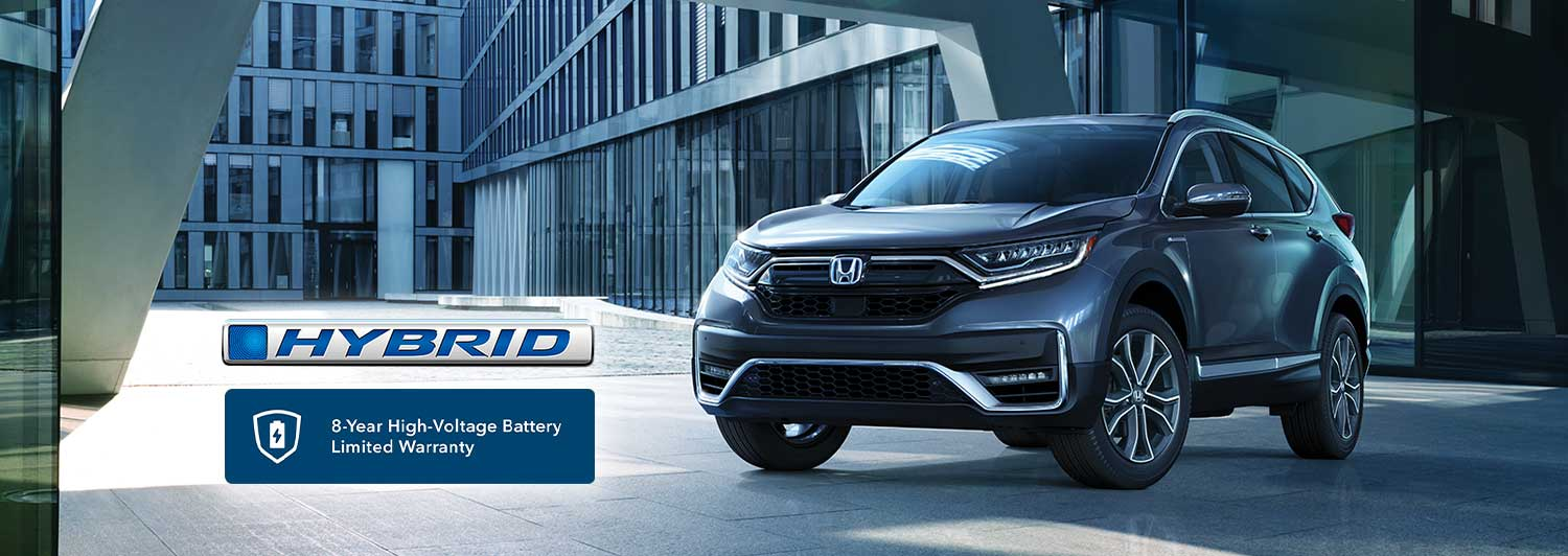 What to Expect in the New 2020 Honda CR-V Hybrid