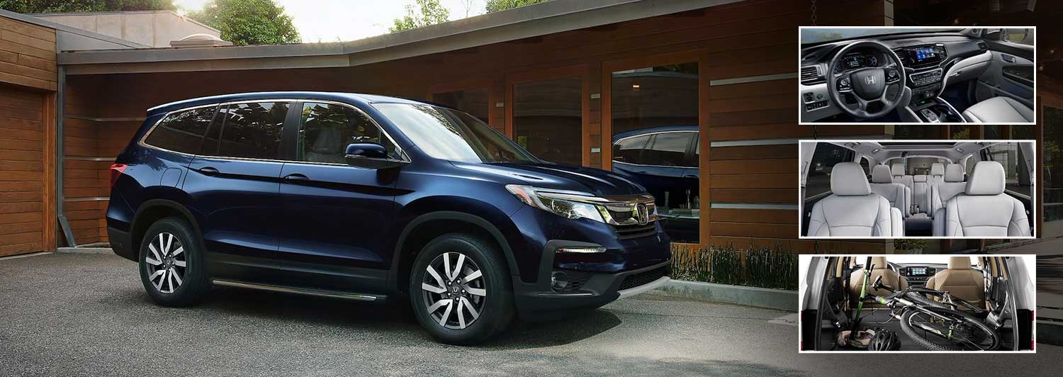 2020 Honda Pilot Model Overview: New Features and Specs