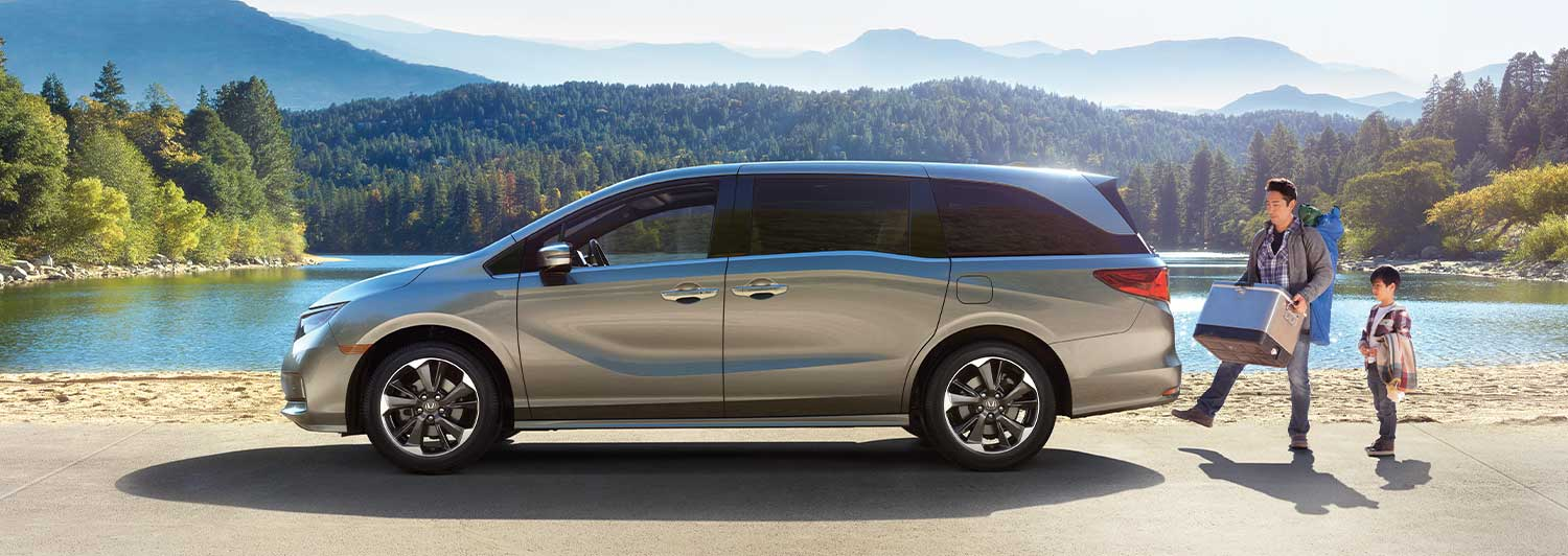 Thew 2021 Honda Odyssey: Ready for Anything