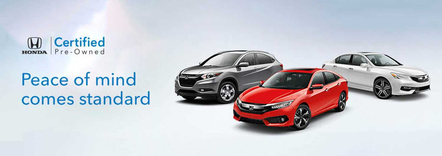 6 Benefits of Buying Honda Certified Pre-Owned